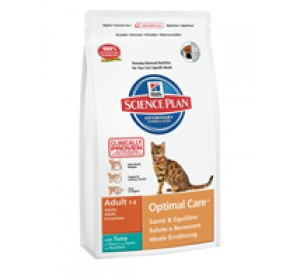 Adult Optimal Care Atún 10 kg