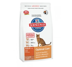 Adult Optimal Care Cordero 10 kg