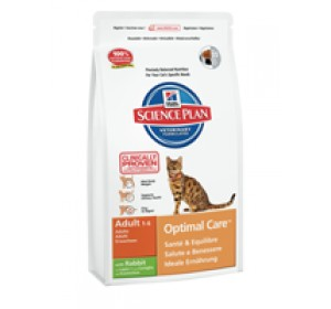 Adult Optimal Care Conejo 10 kg