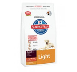 Hill's SP Canine Adult Light Razas Grandes 12 Kg