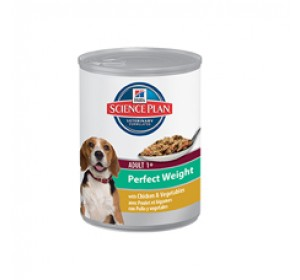 Hill's SP Canine Adult Perfect Weight (lata) 363gr