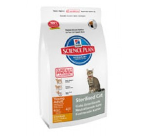Young Adult Sterilized Cat Pollo 1,5 kg