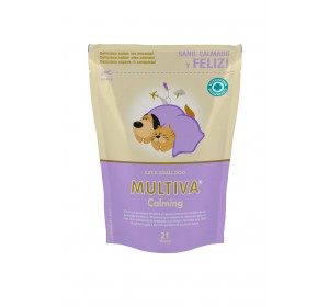 MULTIVA® Calming Cat and Small Dog                                                        - 21 Chews