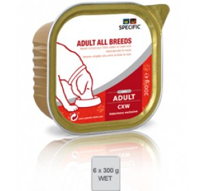 Specific Adult Small Breed CXW 300grx6lat