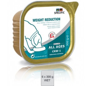 Specific Weight Reduction CRW (6x300gr)