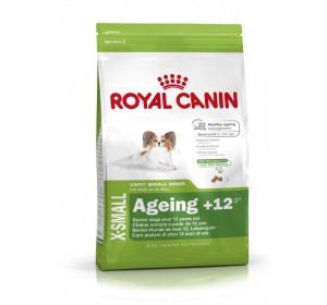 Royal Canin X-Small Ageing +12 1,5 kg