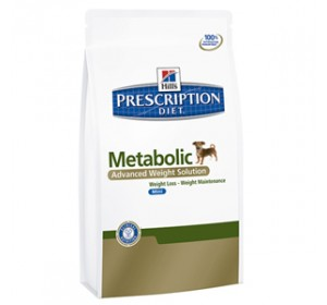 Hill's Prescription Diet Canine Metabolic Mini 1,5kg