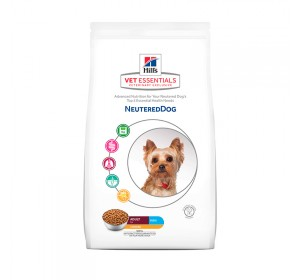 Hill's VetEssentials Canine Neutered Dog Small & Mini 6Kg