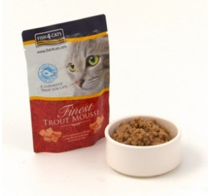 Fish4Cat Trucha Mousse 100 Gr.