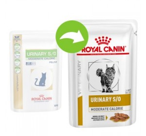 Royal Canin Urinary S/O Moderate Calorie 85 gr